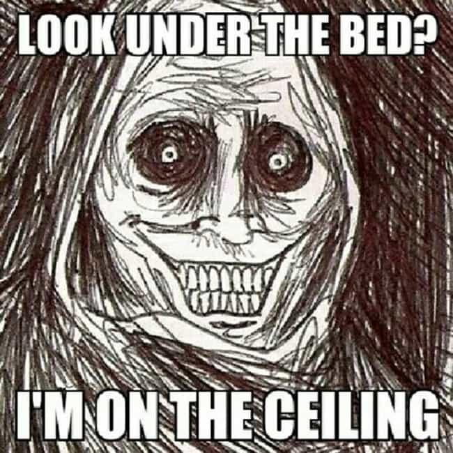 Horrifying Houseguest on Geogr... is listed (or ranked) 1 on the list The Very Best of the Horrifying Houseguest Meme