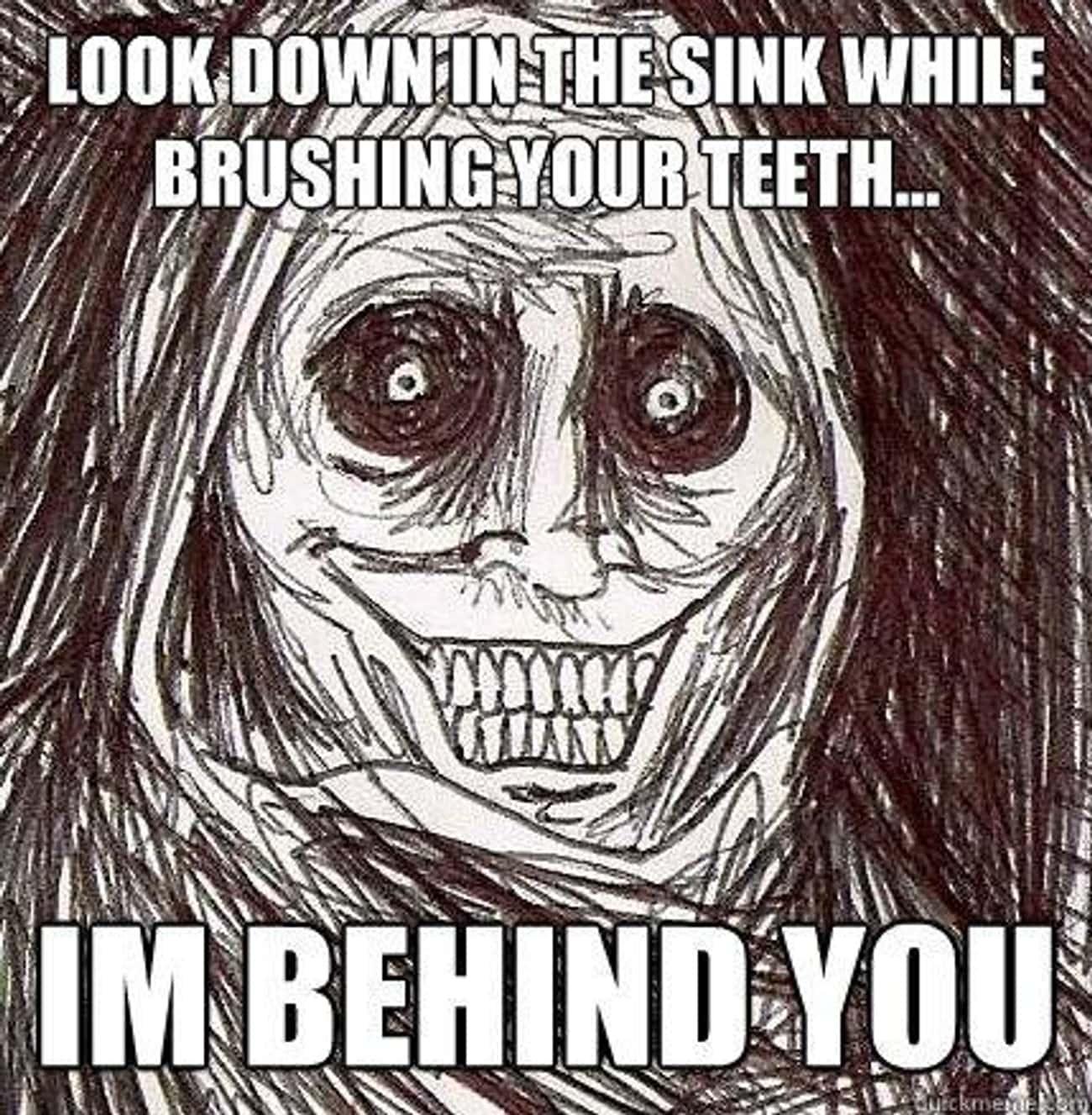Horrifying Houseguest on Bathroom Time