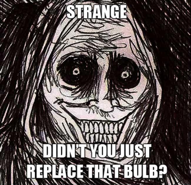 The Very Best of the Horrifying Houseguest Meme - ViraLuck