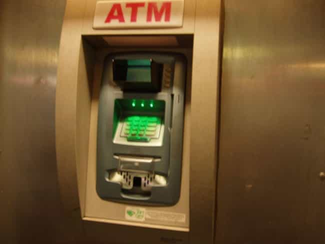 Avoid ATMs is listed (or ranked) 3 on the list San Diego Comic Con Tips and Tricks
