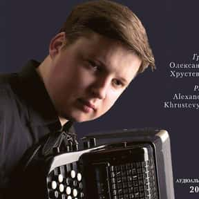 Aleksandr Hrustevich is listed (or ranked) 2 on the list Famous Accordionists