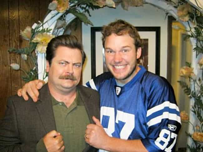 On Knowing Co-Workers is listed (or ranked) 7 on the list The Funniest Ron Swanson Quotes