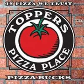 Toppers Pizza is listed (or ranked) 24 on the list The Best Pizza Places