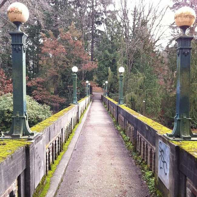 Arboretum Sewer Trestle ... is listed (or ranked) 4 on the list Bridges in Washington