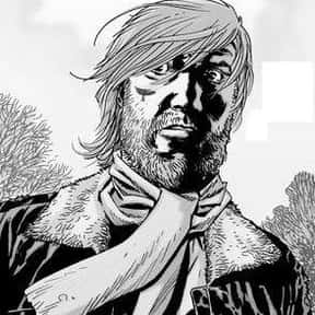 Rick Grimes is listed (or ranked) 8 on the list The Coolest Comic Characters That Aren't Superheroes