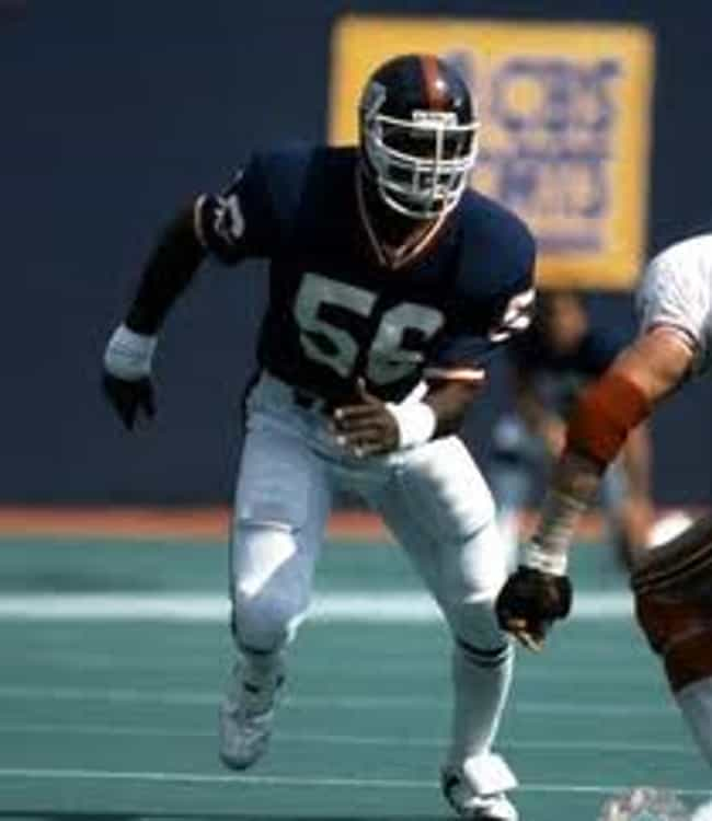 Lawrence Taylor is listed (or ranked) 3 on the list The Top 25 Greatest NFL Players of All Time