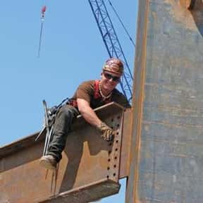 Construction Laborers is listed (or ranked) 5 on the list The Most Dangerous Jobs in America
