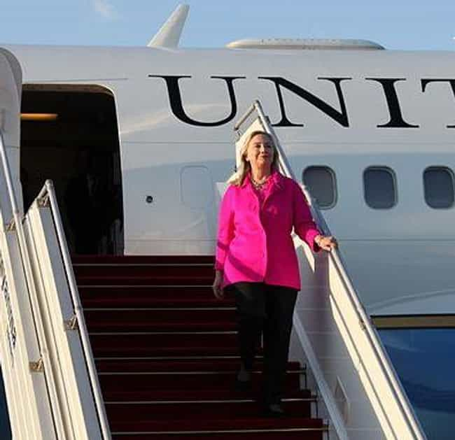 Hillary Clinton on Hill-... is listed (or ranked) 4 on the list Hillary Clinton Quotes: Hilarious Hillary-isms