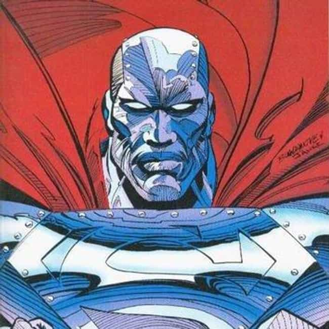 John Henry Irons: Superm... is listed (or ranked) 2 on the list African American Comic Book Heroes Who Replaced White Ones