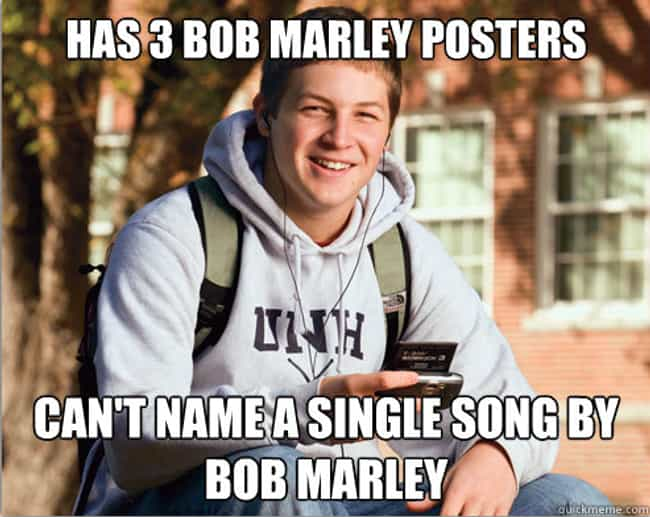 College Freshman Meme Lo... is listed (or ranked) 2 on the list The Very Best of the College Freshman Meme