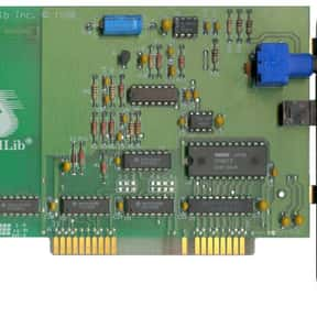 Ad Lib, Inc. is listed (or ranked) 8 on the list The Best Sound Card Manufacturers