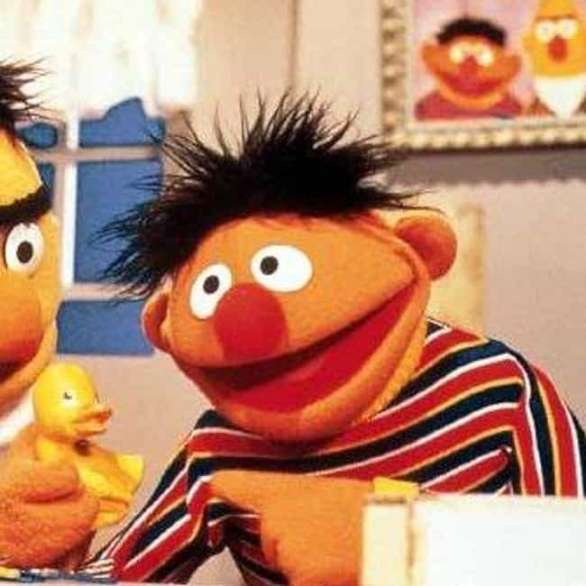 Their Couple-y Wall Photos is listed (or ranked) 3 on the list Bert & Ernie Are Gay (And Why That's OK)