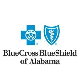 Blue Cross and Blue Shield of  is listed (or ranked) 20 on the list Companies Headquartered in Alabama