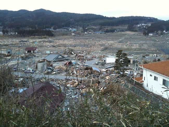 2011 Tohoku Earthquake - 9.0 is listed (or ranked) 2 on the list The Worst Earthquakes of the Century