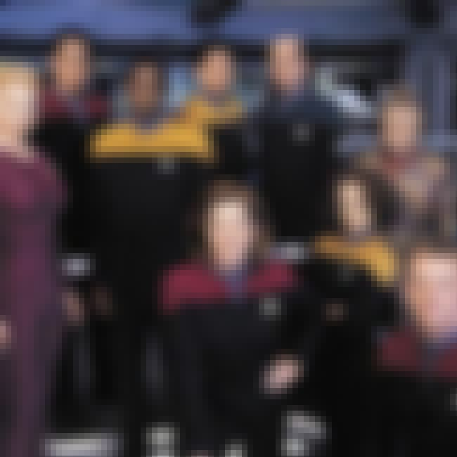Captain Janeway & The Enti... is listed (or ranked) 6 on the list The Ten Greatest Moments in Star Trek Slash Fiction