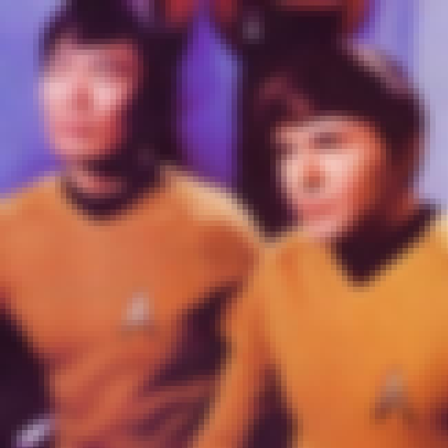 Sulu and Chekov is listed (or ranked) 7 on the list The Ten Greatest Moments in Star Trek Slash Fiction