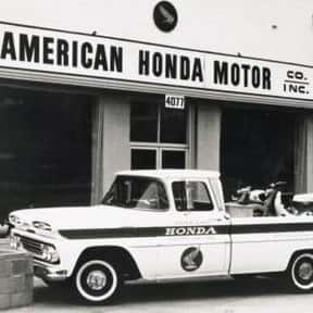 American Honda Motor Co., Inc. is listed (or ranked) 19 on the list Companies Headquartered in California