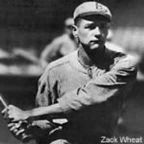 Zach Wheat is listed (or ranked) 20 on the list The Greatest Left-Fielders of All Time