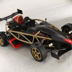 Ariel Atom V8 500 is listed (or ranked) 1 on the list The Top Gear - Fastest Power Lap Times