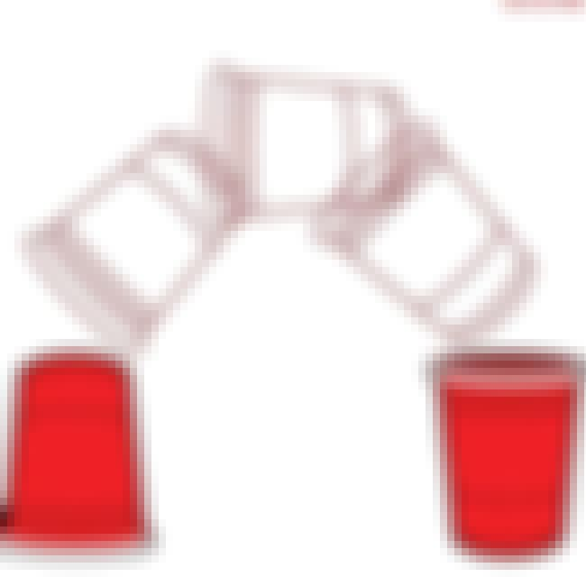 Flip Cup is listed (or ranked) 5 on the list The Top 5 Drinking Games