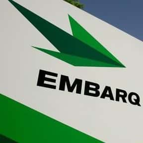 Embarq is listed (or ranked) 17 on the list Companies Headquartered in Kansas