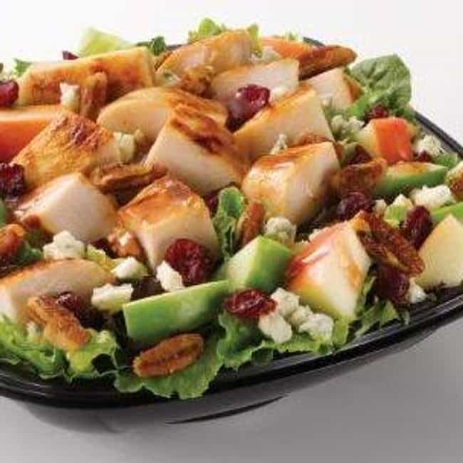 What Fast Food Has Best Grilled Chicken Salad