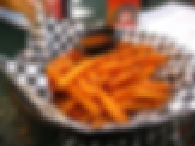 Sweet Potato Fries with Sweet ... is listed (or ranked) 5 on the list White Castle Secret Menu Items