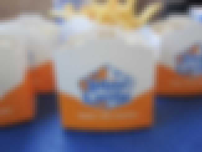 Meat-Free Cheese Slider is listed (or ranked) 7 on the list White Castle Secret Menu Items