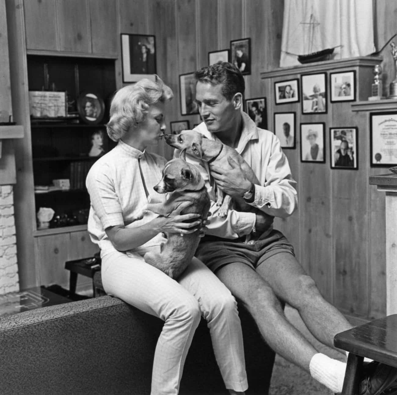 Joanne Woodward and Paul Newma is listed (or ranked) 2 on the list The Longest Lasting Celebrity Marriages