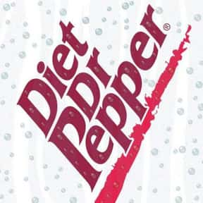 Diet Dr. Pepper is listed (or ranked) 1 on the list The Best Diet Sodas
