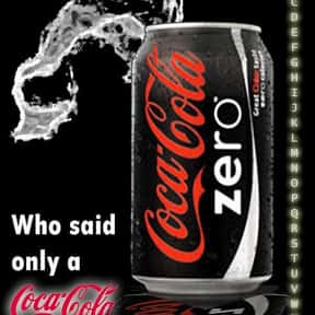Coca-Cola Zero is listed (or ranked) 2 on the list The Best Diet Sodas