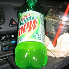 Diet Mountain Dew is listed (or ranked) 4 on the list The Best Diet Sodas