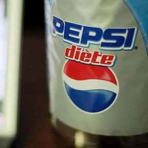 Diet Pepsi is listed (or ranked) 10 on the list The Best Diet Sodas