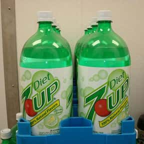 Diet 7-Up is listed (or ranked) 11 on the list The Best Diet Sodas