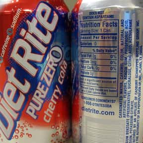 Diet Rite is listed (or ranked) 22 on the list The Best Diet Sodas