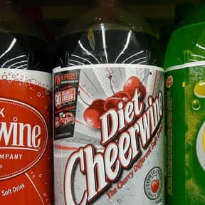 Diet Cheerwine is listed (or ranked) 24 on the list The Best Diet Sodas