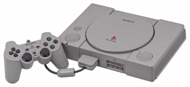 Playstation 1 Tattoo Mac... is listed (or ranked) 3 on the list The 10 Craziest Console Mods Not Used for Gaming