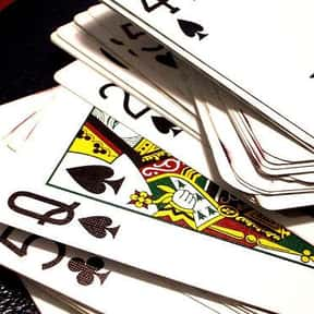Assh*le is listed (or ranked) 22 on the list The Most Popular & Fun Card Games