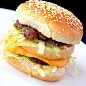McDonald's Big Mac is listed (or ranked) 20 on the list The Best Fast Food Burgers