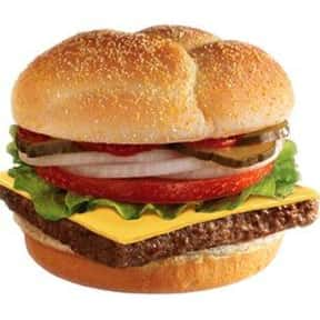 Wendy's 1/4 Lb. Single is listed (or ranked) 11 on the list The Best Fast Food Burgers