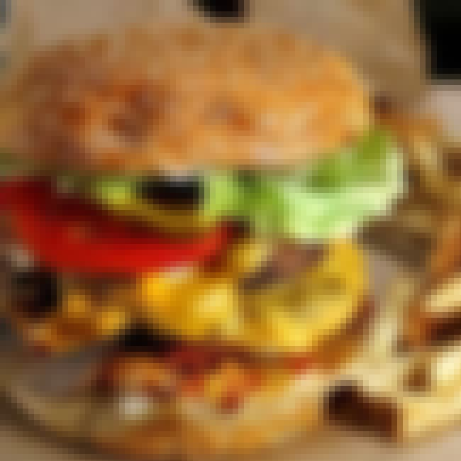 Five Guys Hamburger is listed (or ranked) 4 on the list The Top Fast Food Burgers