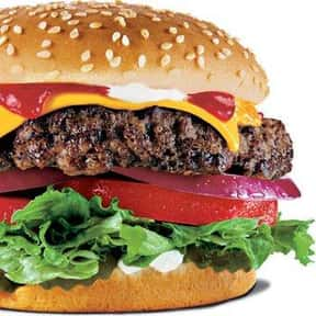 Carl's Jr. Original Six Do is listed (or ranked) 25 on the list The Best Fast Food Burgers