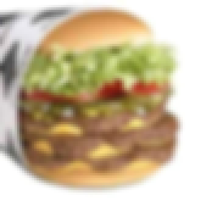 Fatburger Burger is listed (or ranked) 5 on the list The Top Fast Food Burgers