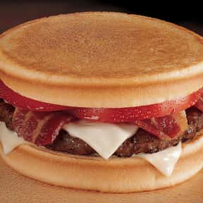 The Best Fast Food Bacon Cheeseburgers