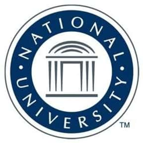 National University is listed (or ranked) 10 on the list Companies Headquartered in Nevada