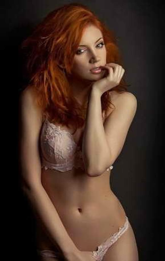 Camille Crimson is listed (or ranked) 1 on the list The Hottest Redhead Porn