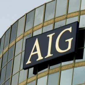 AIG is listed (or ranked) 3 on the list Companies Headquartered in New York