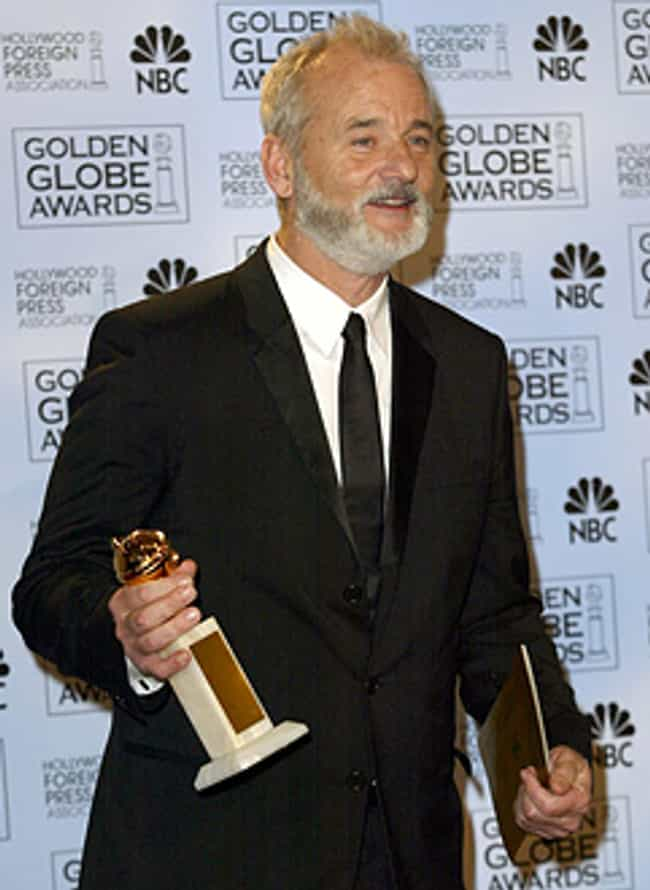 Bill Murray on Awards is listed (or ranked) 3 on the list The Best Bill Murray Quotes