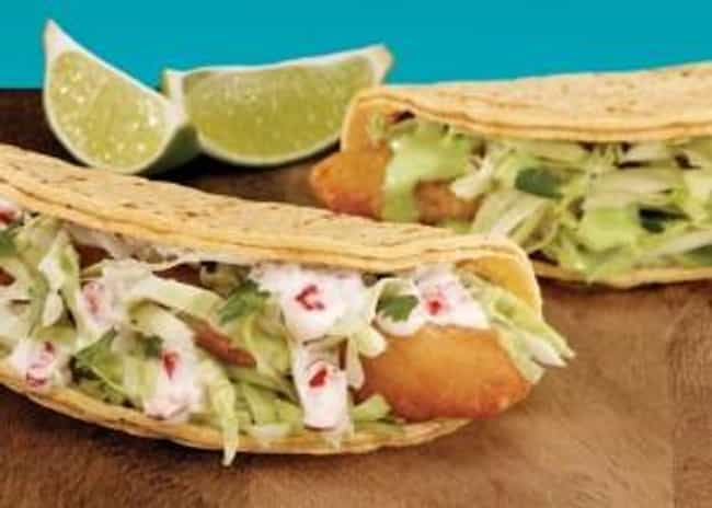 Fish Tacos is listed (or ranked) 2 on the list El Pollo Loco Secret Menu Items