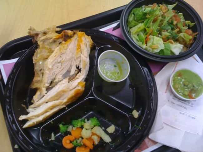 Carb Free is listed (or ranked) 4 on the list El Pollo Loco Secret Menu Items